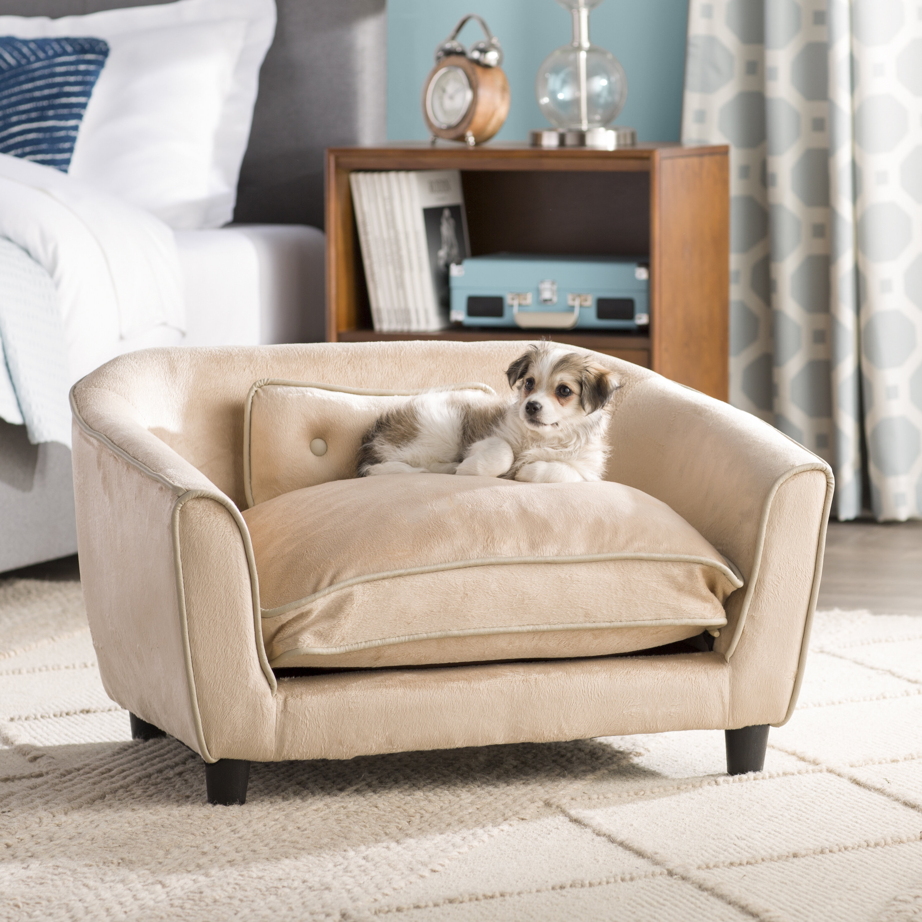 Cool Constantine Dog Sofa Ncnpc Chair Design For Home Ncnpcorg