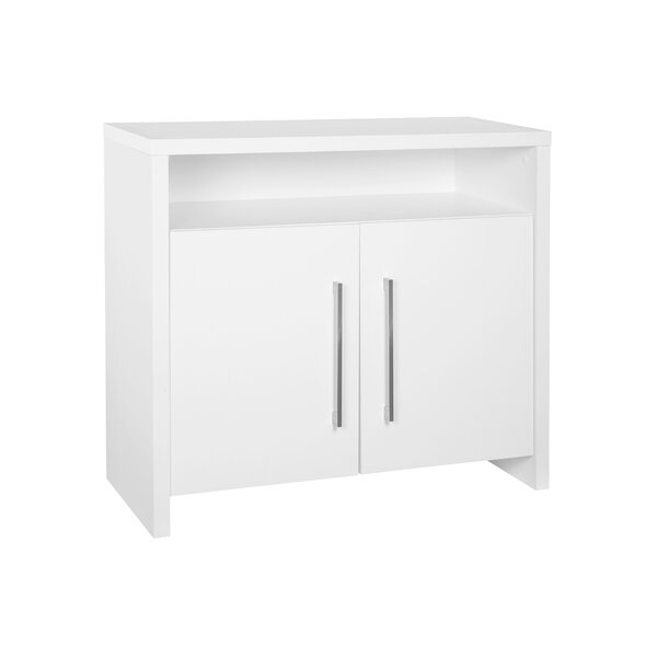ClosetMaid Bookcases 2 Door Storage Accent Cabinet By ClosetMaid