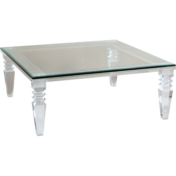 Savannah Coffee Table by Interlude Interlude