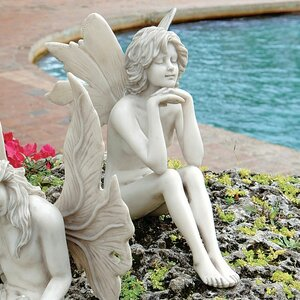 The Secret Garden Fairy Statue