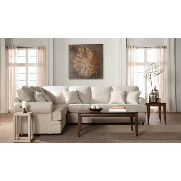 Arcelia Sectional by Laurel Foundry Modern Farmhou