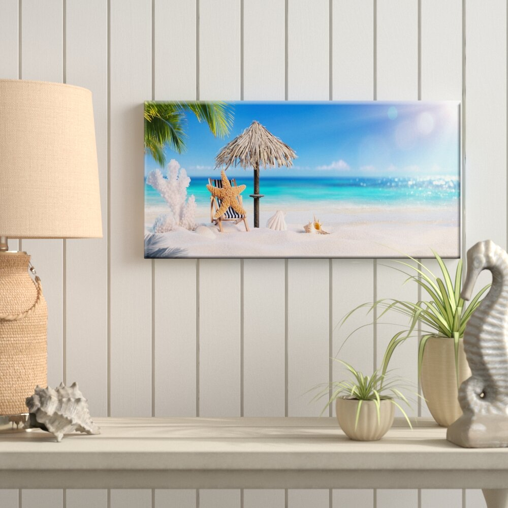 Highland Dunes Photographic Print On Stretched Canvas Wayfair