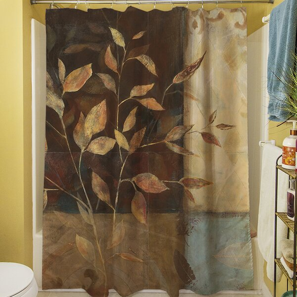Amie Printed Shower Curtain by Fleur De Lis Living