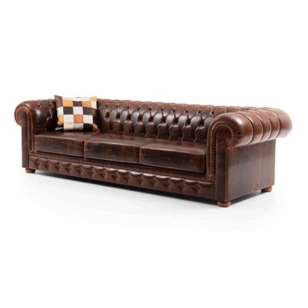 Offers Priced Aurelia Chesterfield Sofa by Darby Home Co by Darby Home Co