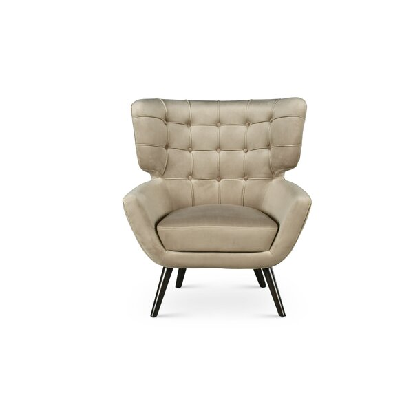 Kendall Wingback Chair by Home by Sean & Catherine Lowe