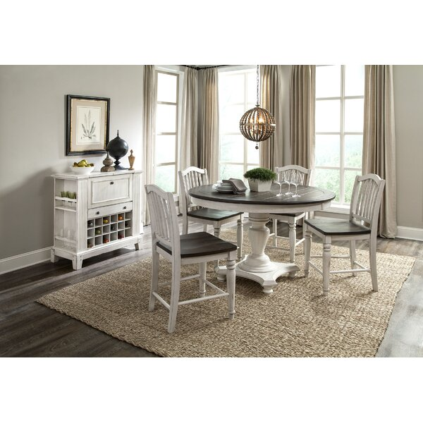 Kempsford 5 Piece Dining Set by August Grove