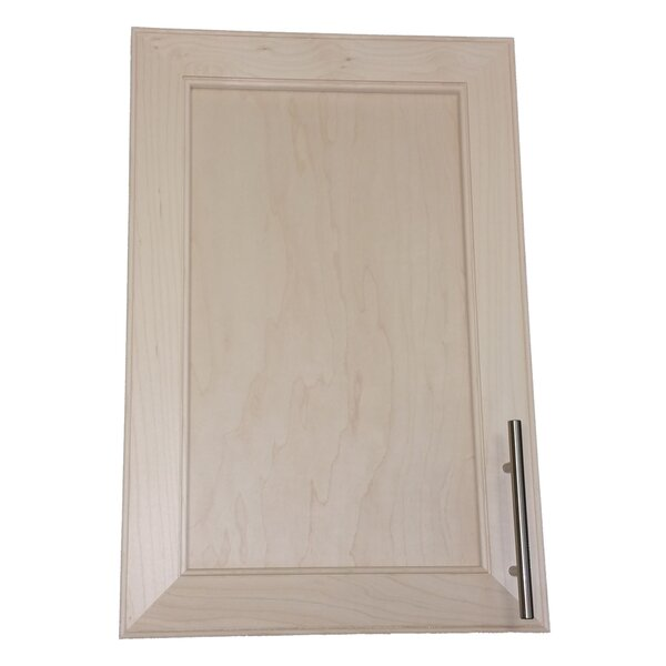 Village 15.5 W x 25.5 H Wall Mounted Cabinet by WG Wood Products