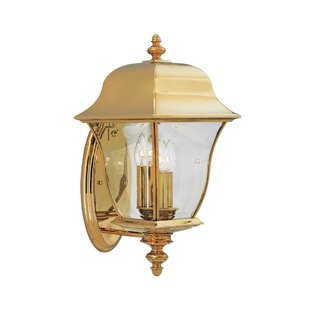 Gladiator Outdoor Wall lantern By Designers Fountain Outdoor Lighting