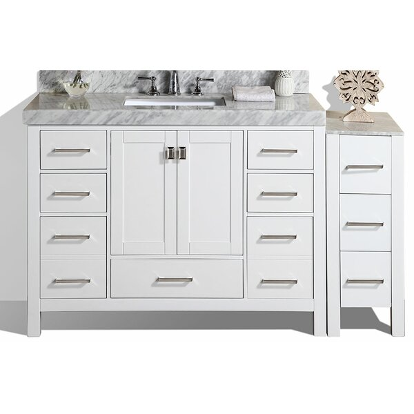 Laub 61 Single Bathroom Vanity Set by House of Hampton