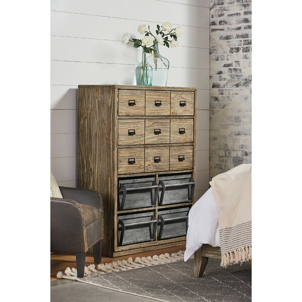 Workshop 13 Drawer Chest by Magnolia Home