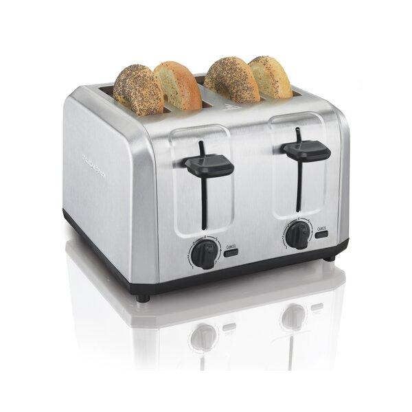4 Slice Toaster by Hamilton Beach