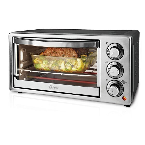 6 Slice Convection Toaster Oven by Oster
