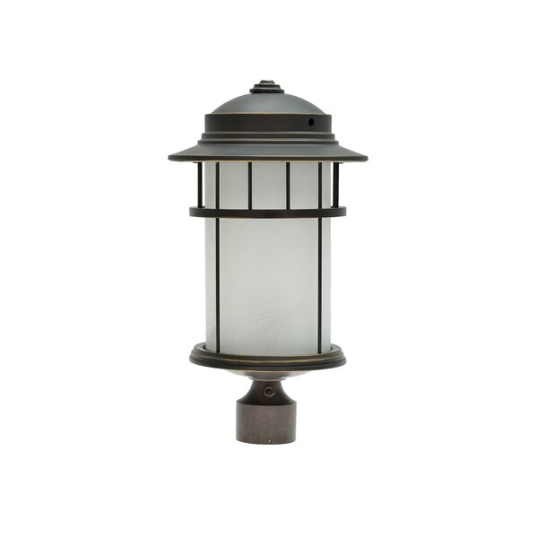 Laudalino 1-Light 20 Post Light by Darby Home Co