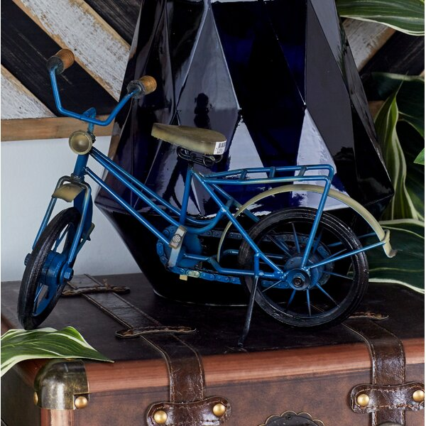 Paramount Eclectic Bicycle Sculpture by Winston Porter
