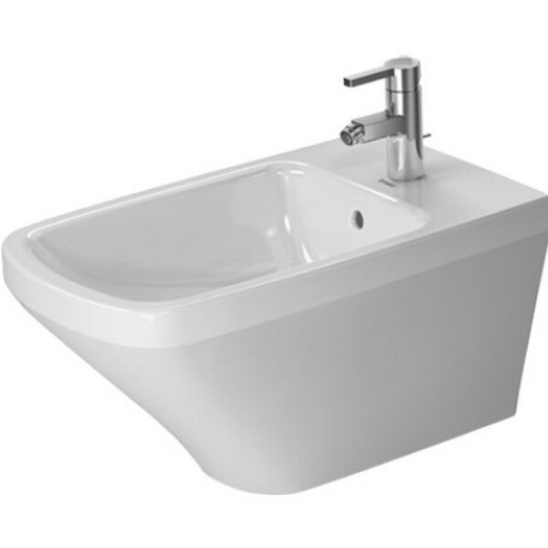 DuraStyle Wall Mounted Bidet by Duravit