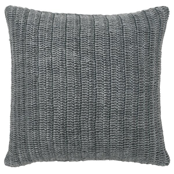 Coraline Knitted Linen Throw Pillow by Gracie Oaks