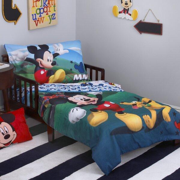 Mickey Mouse Toddler Bedding | Wayfair