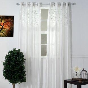 Circle Pattern Curtains