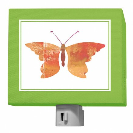 Forest Friends Butterfly Night Light by Oopsy Daisy