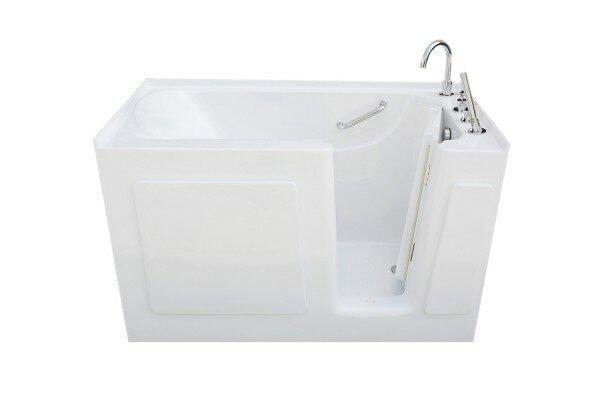 47 x 30 x 38 Walk In Air/Whirlpool by Signature Bath
