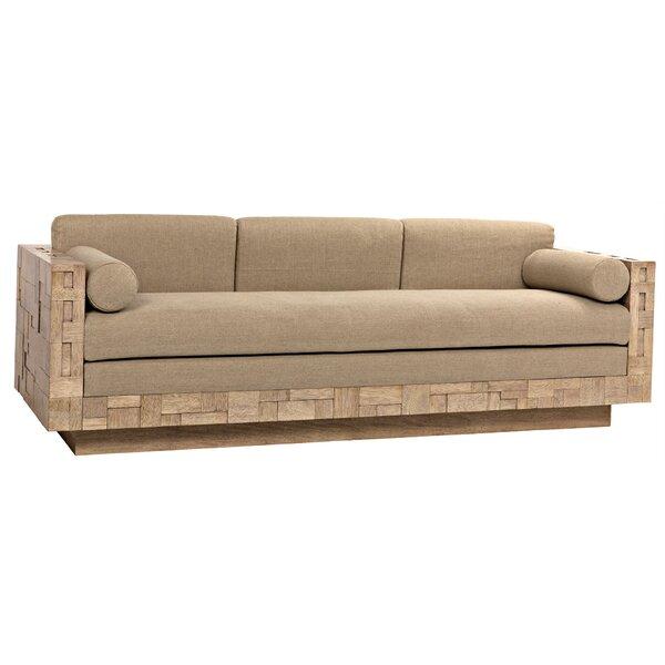 Brutalist Sofa by Noir