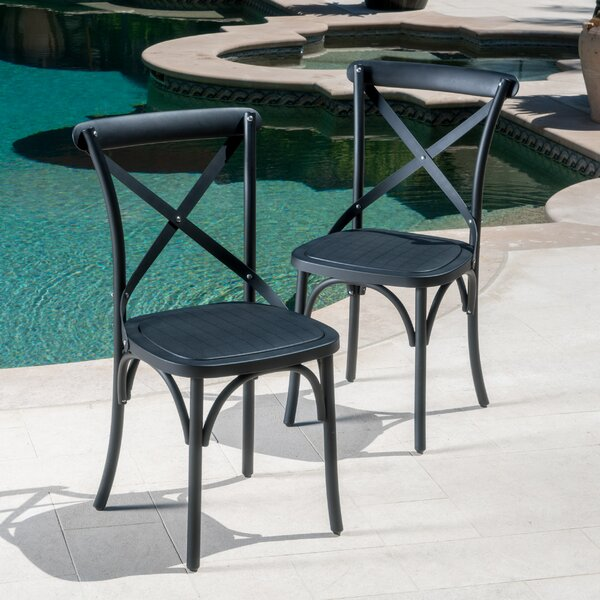 Lison Dining Chair (Set of 2) by Gracie Oaks