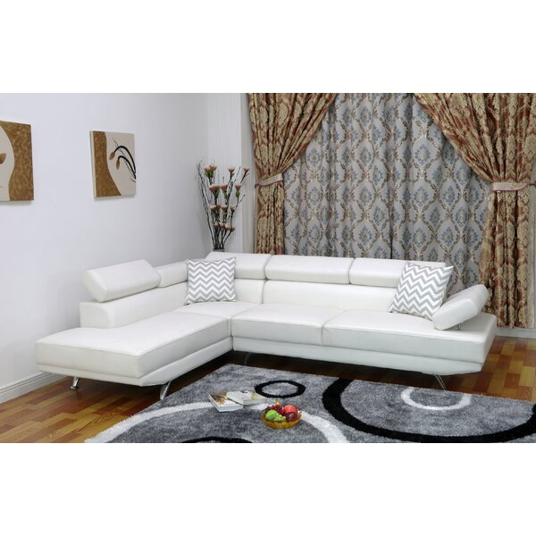 #2 Zamora Sectional By Orren Ellis