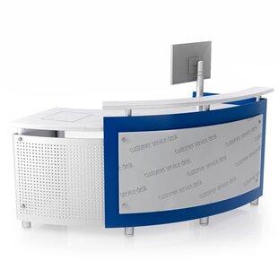 Coupon Navigate Mobile U-Shape Executive Desk By Palmieri