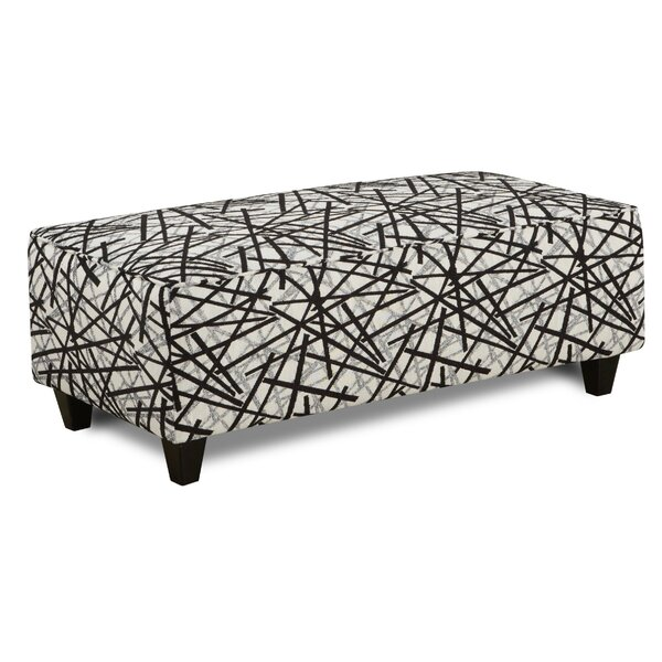 Arborglen Cocktail Ottoman by Wrought Studio