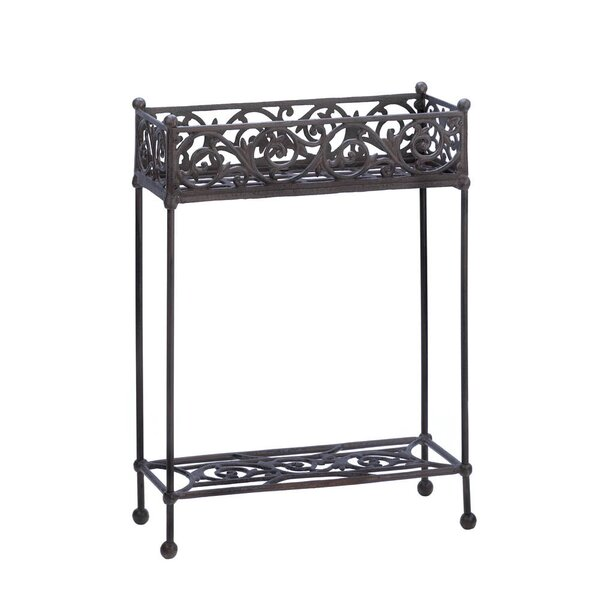 Rectangular Plant Stand by Zingz & Thingz