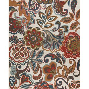 Wicksham Navy/Red/Green Area Rug By Red Barrel Studio