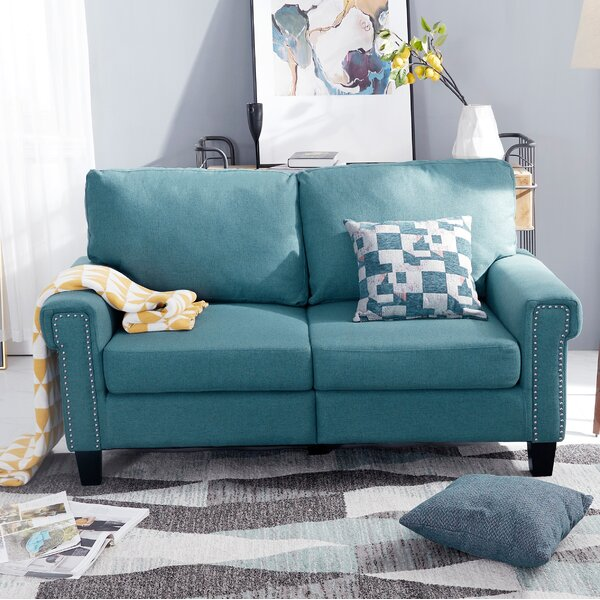 Dorcheer Loveseat by Andover Mills