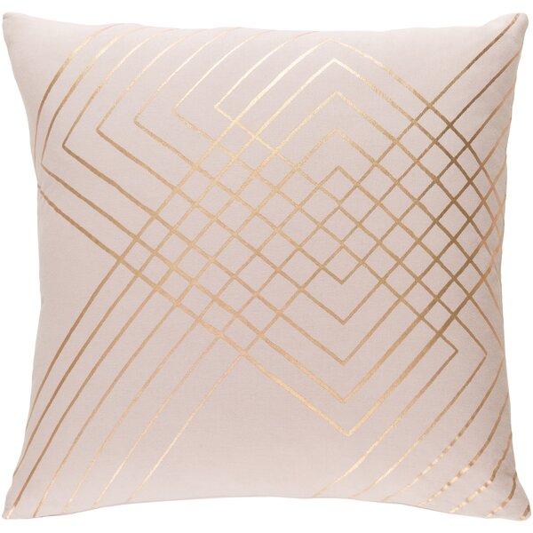 Caressa Woven Cotton Throw Pillow by Willa Arlo Interiors
