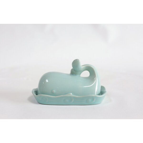 Whale Butter Dish by Birch Lane™