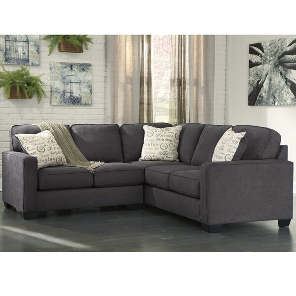 Phinnaeus Contemporary Sectional by Gracie Oaks