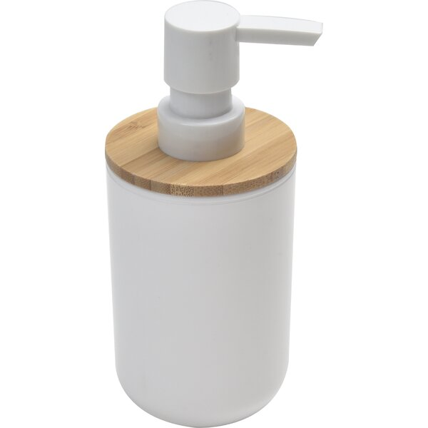 Padang Bathroom Soap Dispenser by Evideco