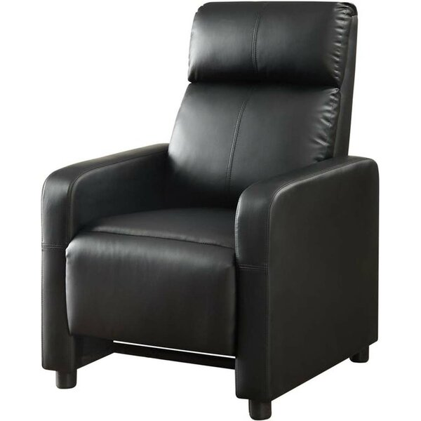 Leather Home Theater Seating By Latitude Run