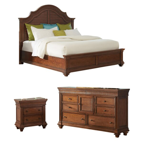 Mahdi Villepinte Standard Configurable Bedroom Set by World Menagerie