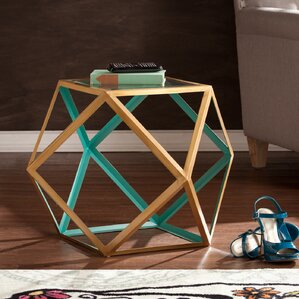 Bank Street End Table by V..