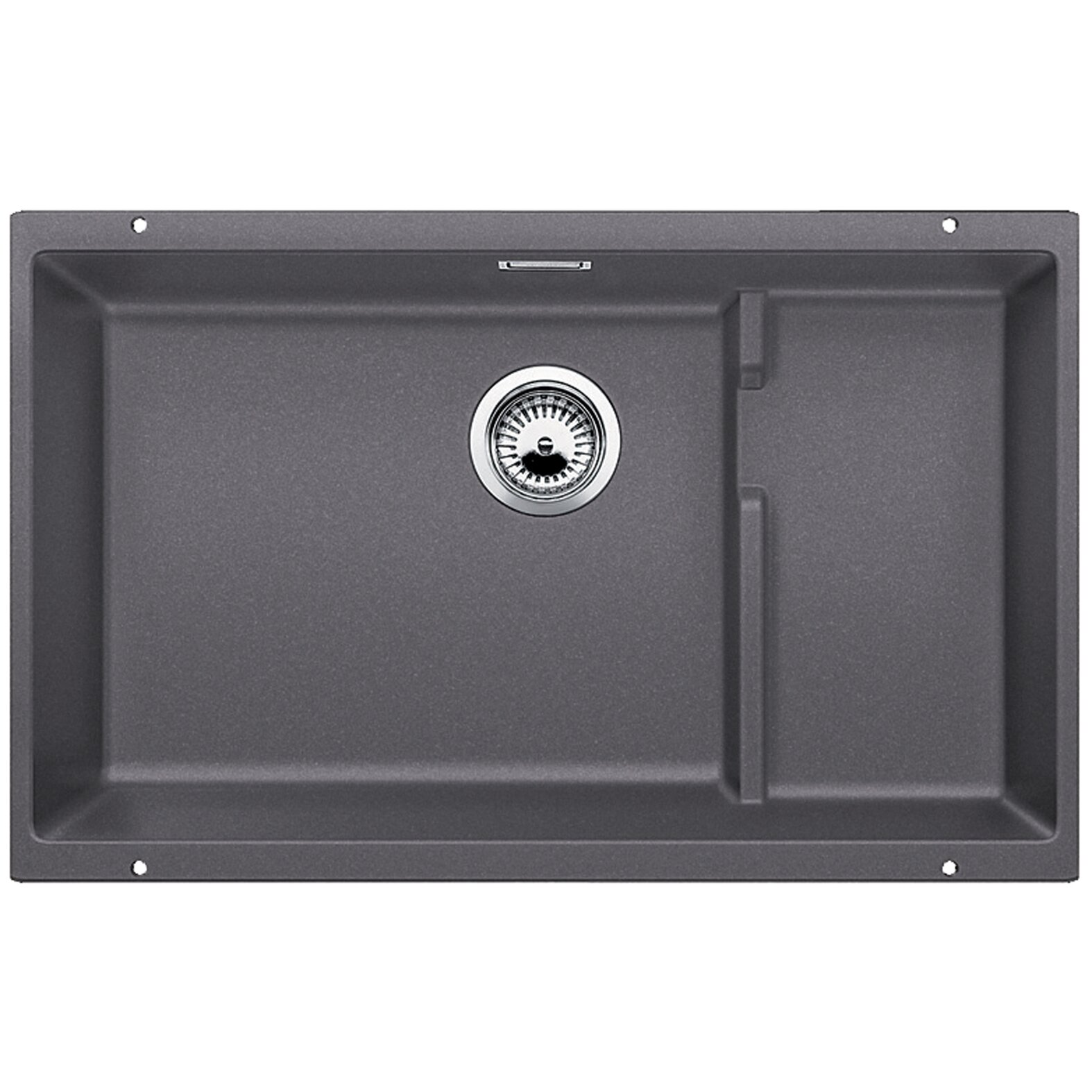precis 275 x 1813 cascade single kitchen sink - Kitchen Single Sink