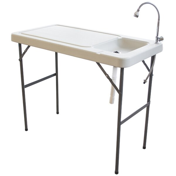 Sportsman 46 Folding Table by Buffalo Tools