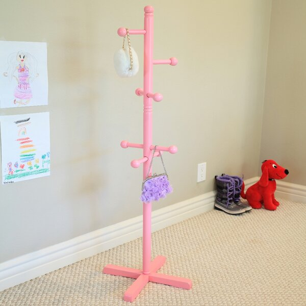 Bailey Coat Rack by Harriet Bee