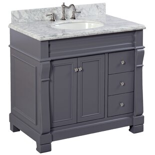 Comparison Westminster 36 Single Bathroom Vanity Set By Kitchen Bath Collection