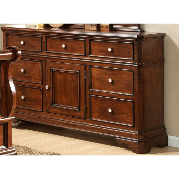 Bayliss 7 Drawer Combo Dresser by Wildon Home®