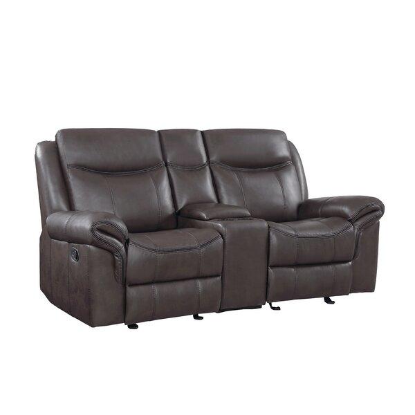 Raffaela Glider Motion Reclining Sofa By Red Barrel Studio