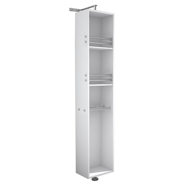 April 13.75 W x 73 H Wall Mounted Cabinet