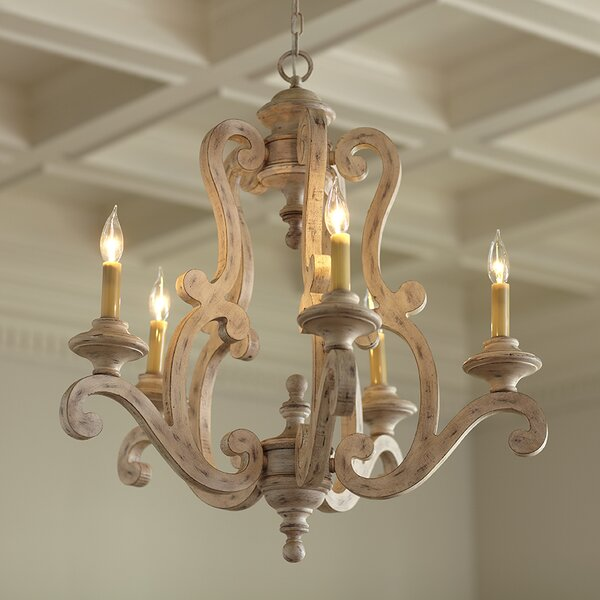 Brighton 5-Light Candle Style Chandelier by Birch Lane™