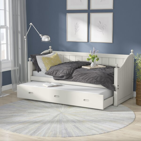 Ayden Twin Daybed with Trundle by Darby Home Co