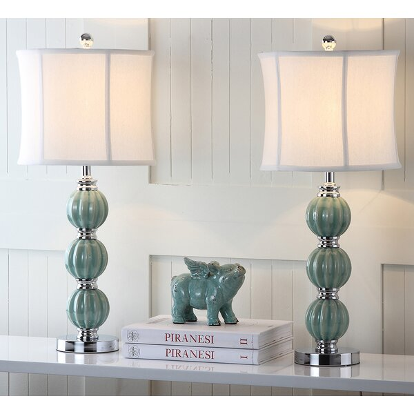 Mia 25 Table Lamp (Set of 2) by Safavieh