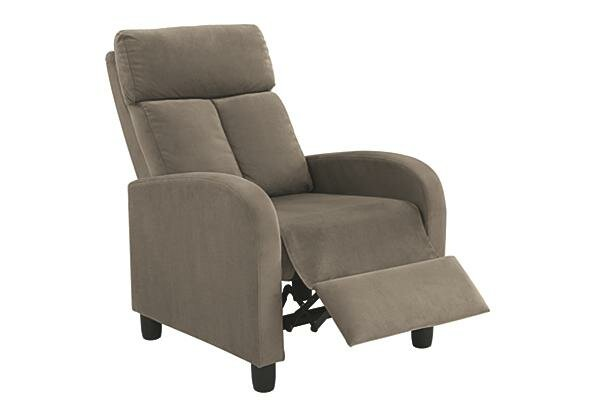 Sobel Manual Recliner by Winston Porter